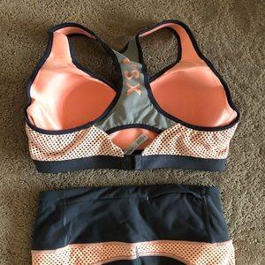 Victoria secret leggings and bra